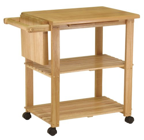 Top 10 Best Winsome Wood Utility Cart Natural Brands Cheap Used