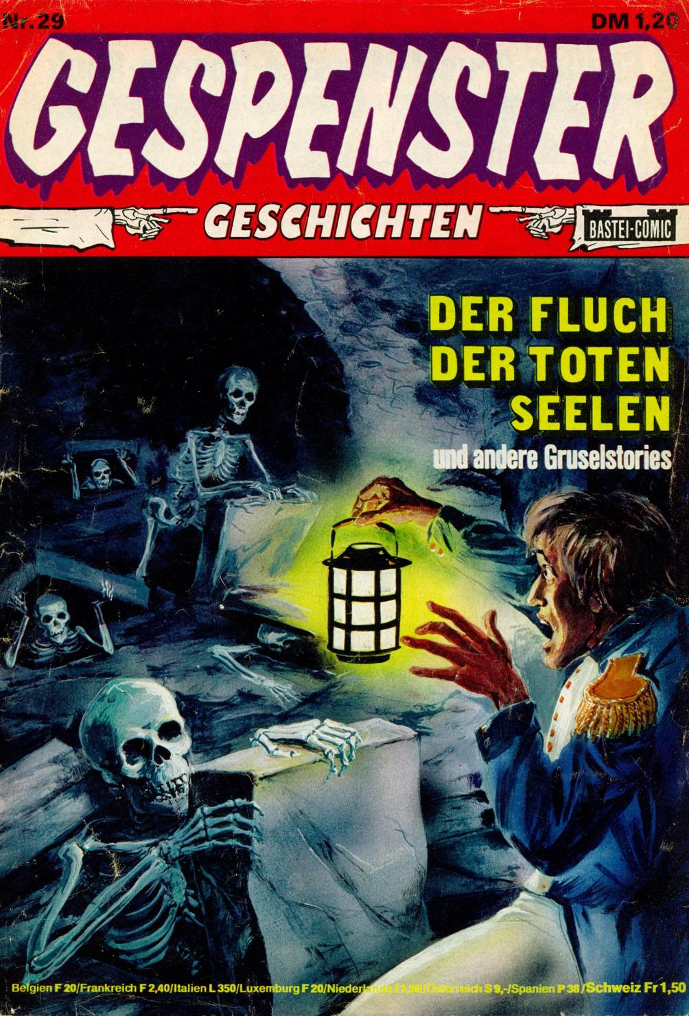 Gespenster Geschichten - 29