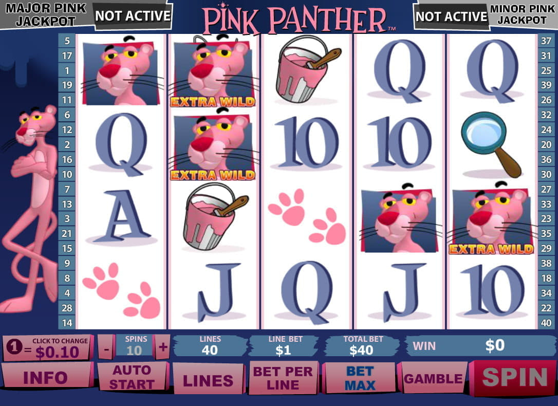11/6/ · The Jackpot Adventure.Two jackpots are available.Players are guaranteed to walk away with something because there's also a consolation prize.To win the Major Jackpot, you need to uncover 5 Panther doors.For the Minor Jackpot, you'll have to reveal 4 Inspector Clouseau.8/