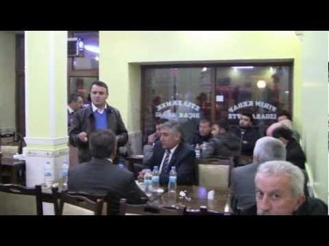 Bozkır M.H.P Akşam Yemeği ve Aday Adayı Konuşması Video