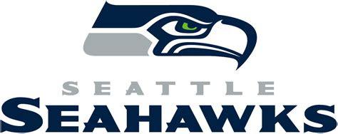 seattle seahawks wordmark logo national football league