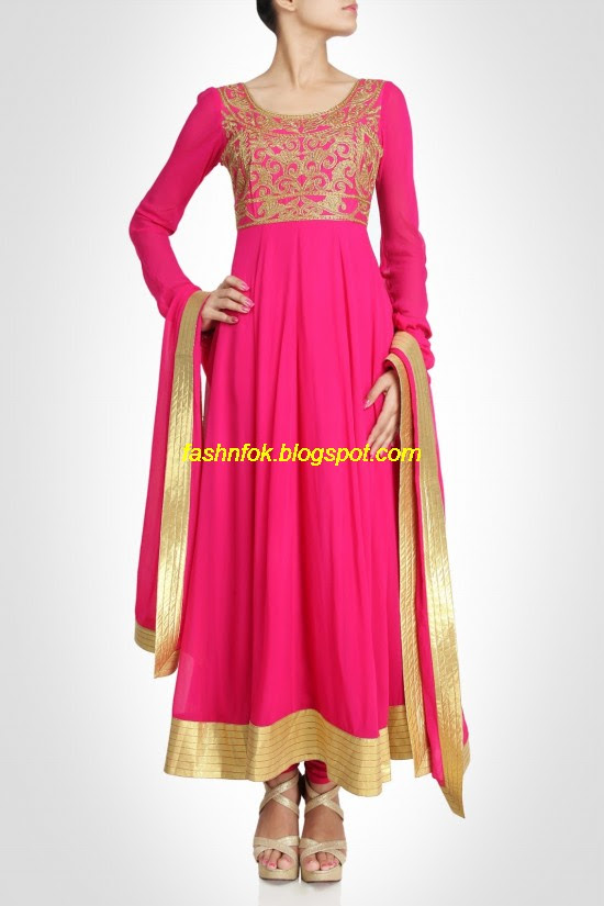 Bridal-Wedding-Anarkali-Frock-New-Fashion-Outfit-by-Indian-Pakistani-Designers-2