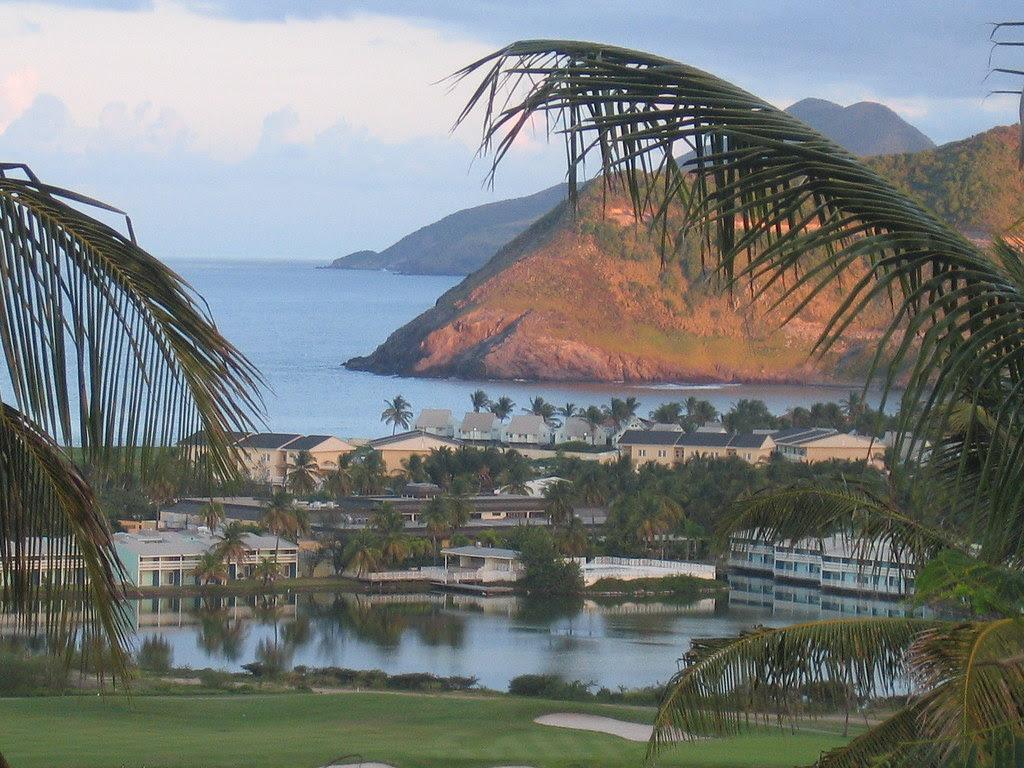 Sunset, St. Kitts