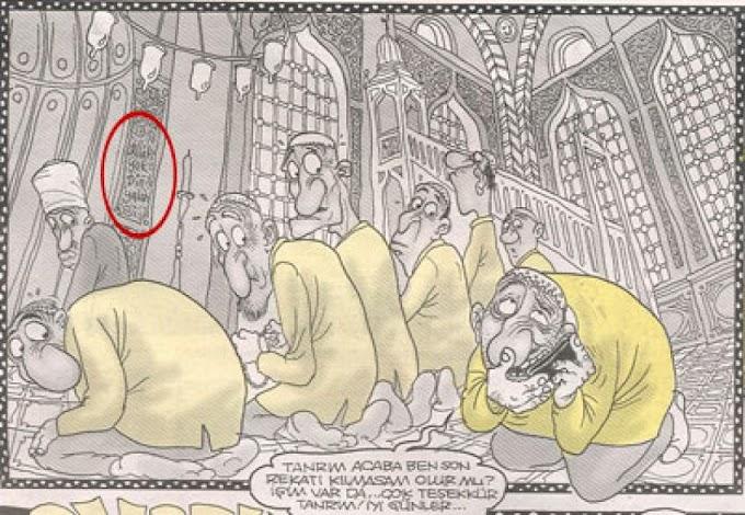 Απίστευτο.7 χρόνια μετά τα σκίτσα του Μωάμεθ,εφημερίδα είναι στόχος ισλαμιστών!