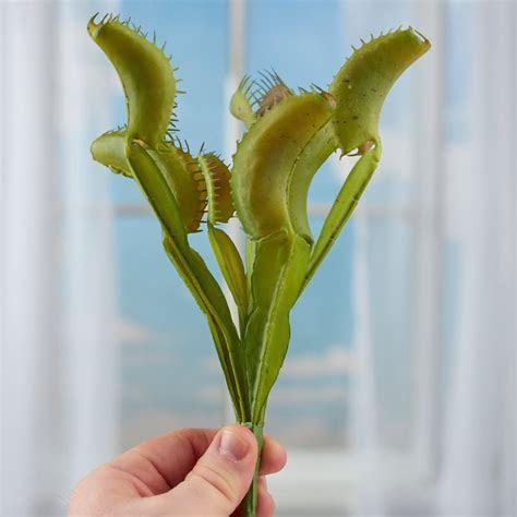 Artificial Venus Flytrap Plant   Bushes and Bouquets