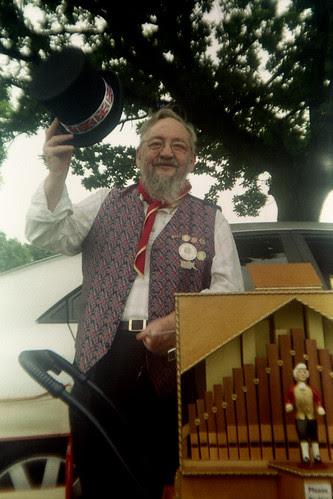 cheerful barrel organist by pho-Tony