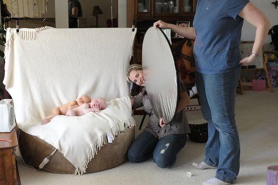 DIY Skirts 5627 How To Newborn Photography Lighting
