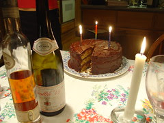 Nina's birthday
