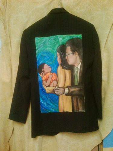 """All's Well That Ends Well"" a jacket for Todd Park"