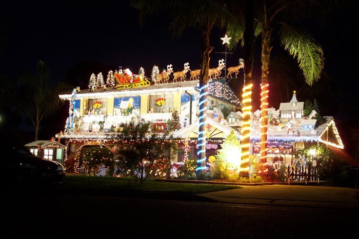 Christmas Lights Quakers Hill | Christmas Ideas