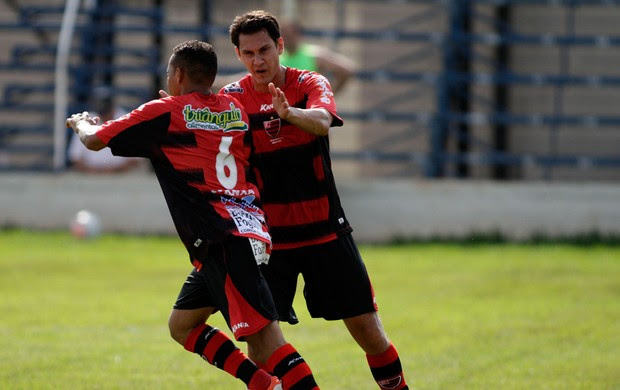 Piauí oeste gol ABC série B (Foto: Josè Luis Silva / Agência Estado)