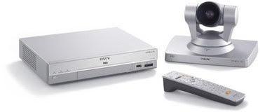 Sony PCS-XG80 - 1080i HD videoconferencing system