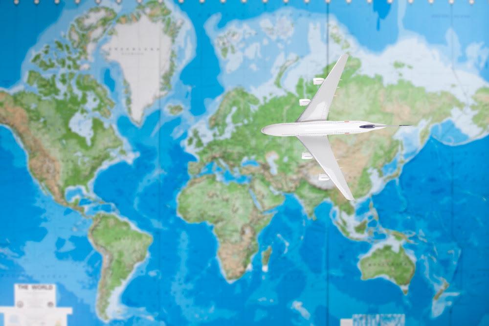 The True Size Of Countries | Vayama.com Blog