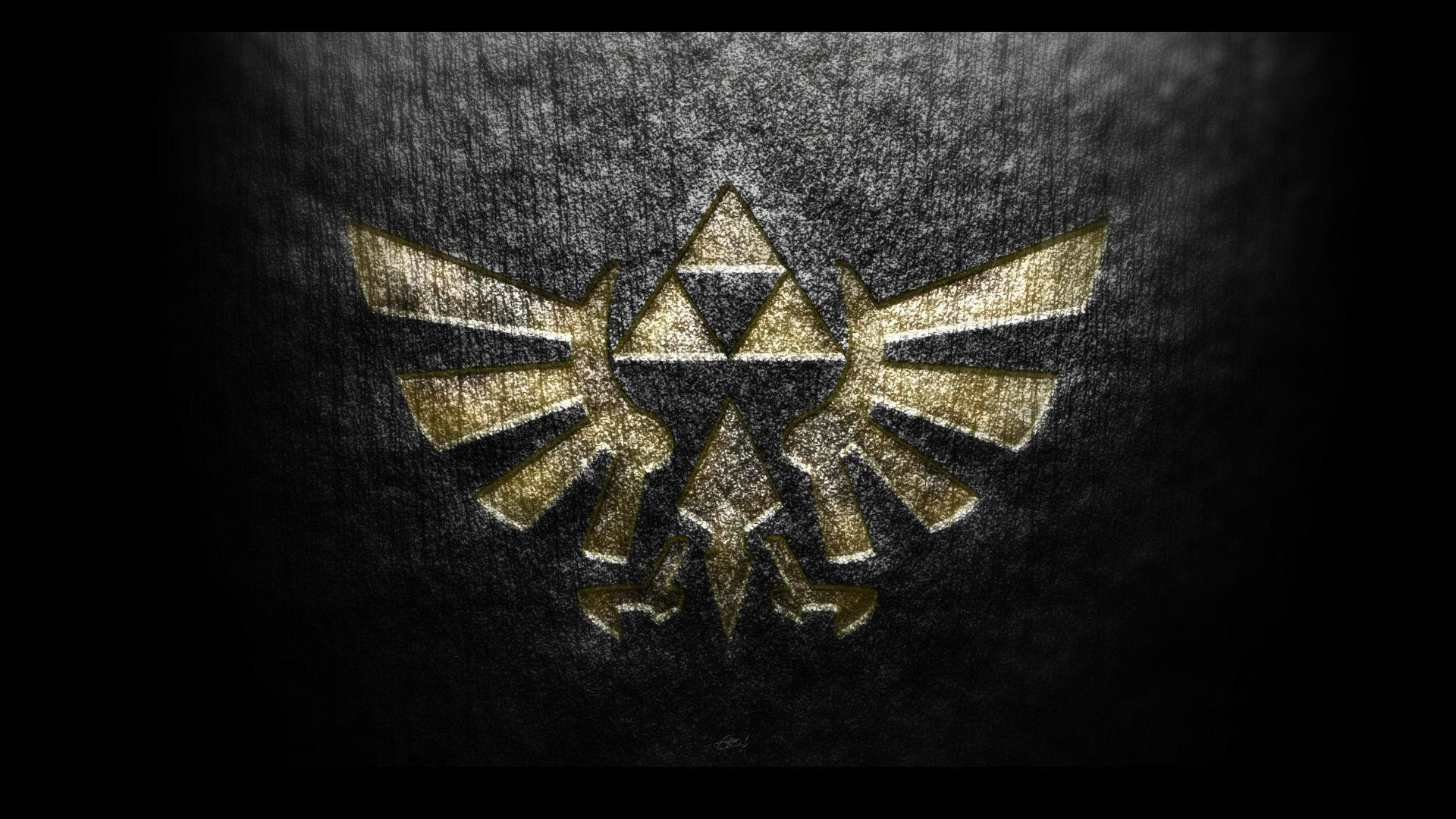 Legend Of Zelda Triforce Wallpaper 75 Images
