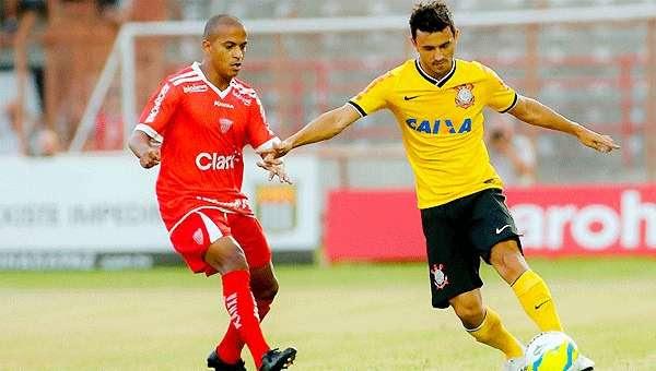 Em crise no início da temporada, Corinthians arranca empate em Mogi Mirim graças a gol contra  (Rodrigo Coca/Ag. Corinthians)