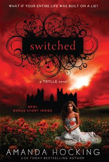 Switched By: Amanda Hocking