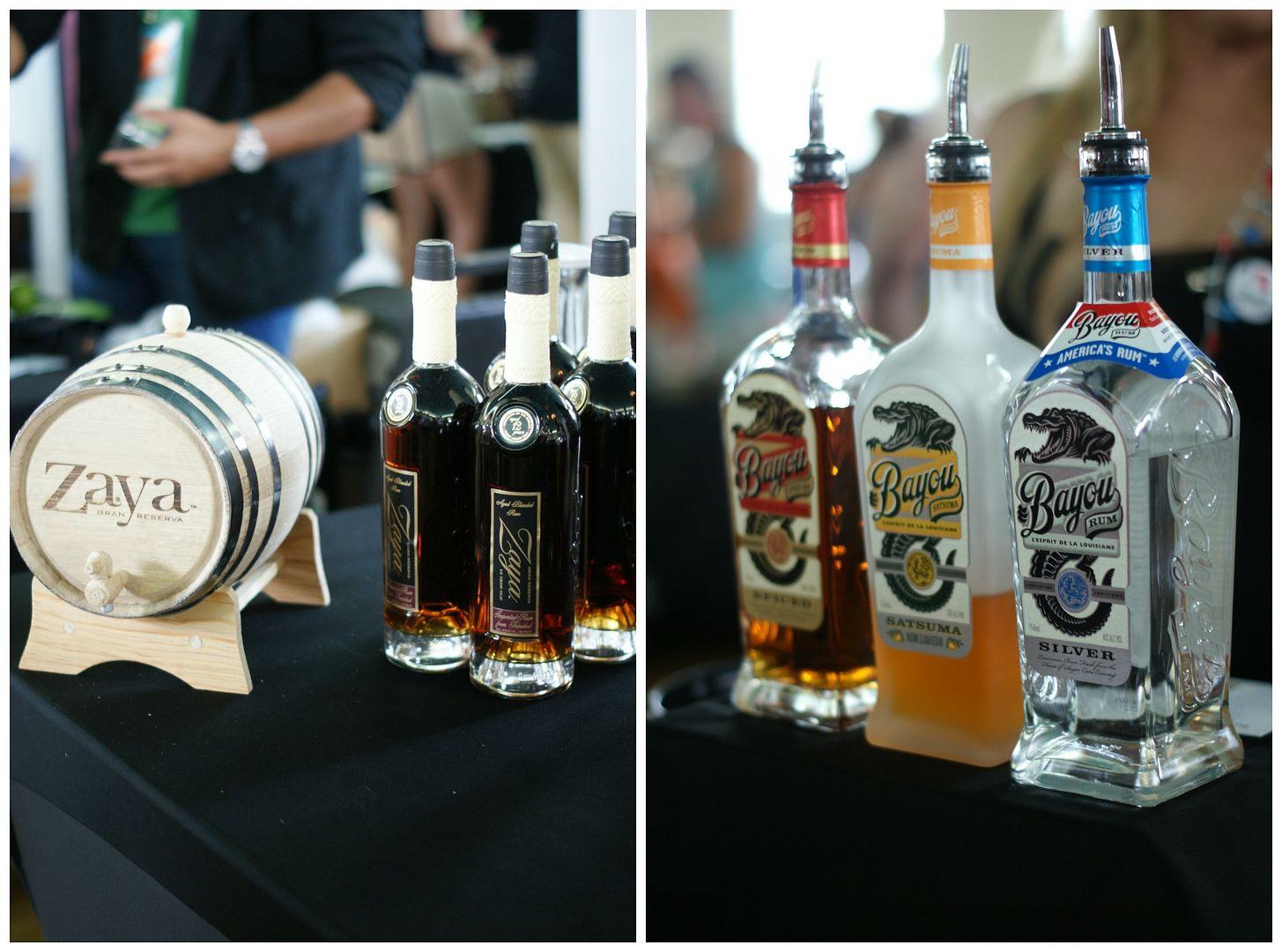 Summer of Rum Tasting