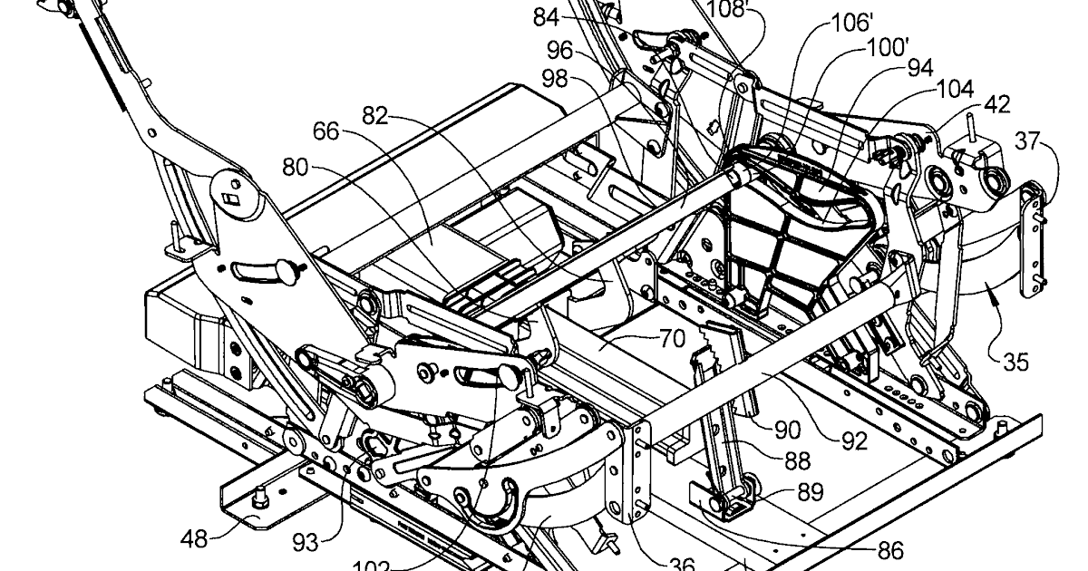 Best View Of Lazy Boy Electric Recliner Parts Diagram And
