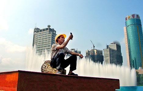 La telephonie en Chine