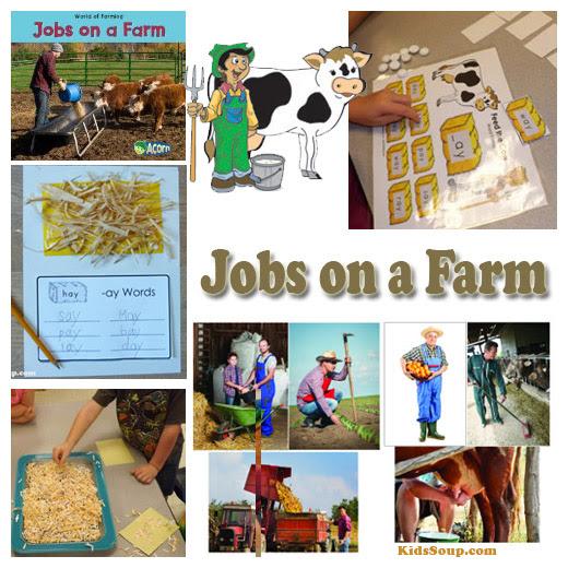 jobs farm activities KS