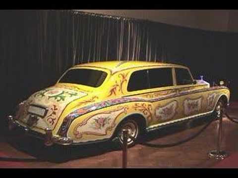 Όπως έλεγε και ο ίδιος, αυτο το αυτοκίνητο το είχε για χαλαρά ταξίδια.