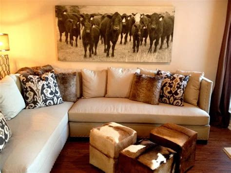 western decor ideas  living rooms modern