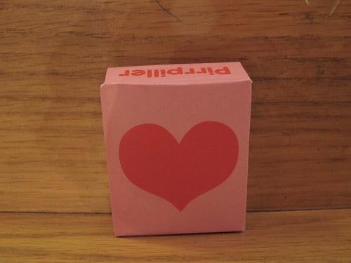 Pirrpiller / heart flutter pills