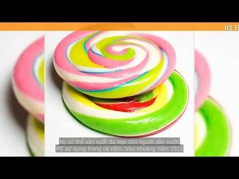 Tìm hiểu nguồn gốc của kẹo Lollipop mà tuổi thơ ai cũng thích