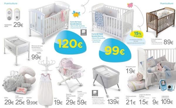 disfruta el precio de liquidación especial para zapato vanguardia de los tiempos Cómo decorar la casa: Cunas de bebe en carrefour