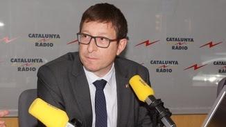 """El conseller de Justícia, Carles Mundó, a """"L'oracle"""" (18.05.2016)"""