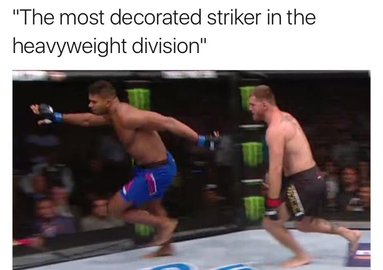memes UFC 203