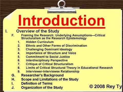 Assistance with Finishing a Quantitative Research Proposal