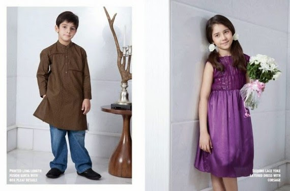 Beautiful-Boys-Girls-Kids-Eid-New-Fashion-Suits-Dress-by-Nishat-Linen-16