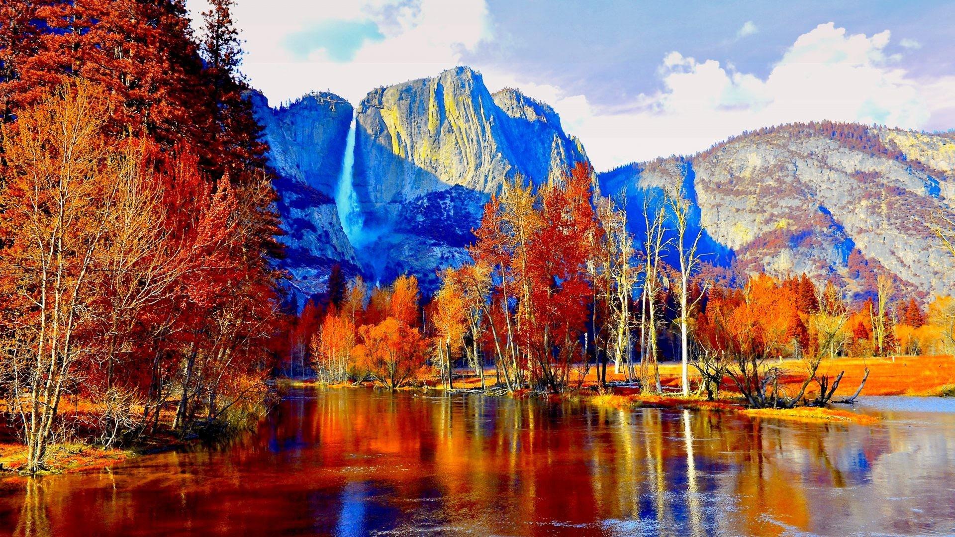 HD 1920X1080 Yosemite Wallpaper Free