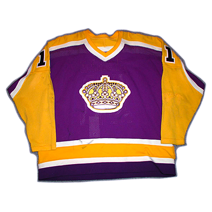 Los Angeles Kings 81-82 jersey, Los Angeles Kings 81-82 jersey