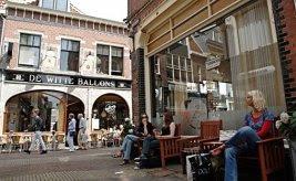 Compras em Utrecht