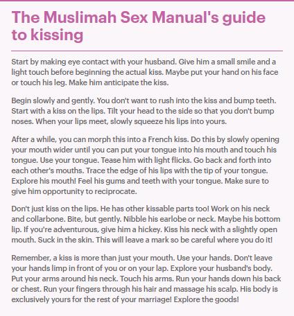 Buku panduan seks