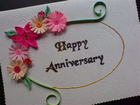 anniversary    wedding anniversary card messages