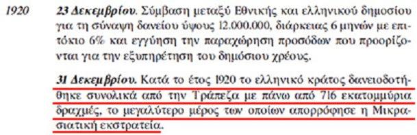 Rothschild κι Ἐθνικὴ τράπεζα.107
