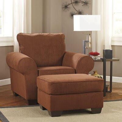 Lumbar Support Living Room Chair | Wayfair