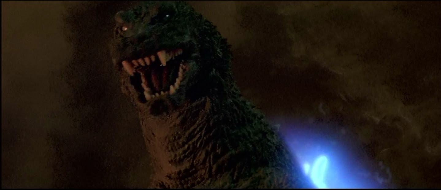 In case you've forgotten that Godzilla was a nuclear metaphor.