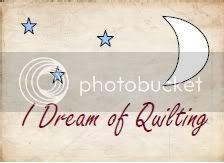 I Dream of Quilting