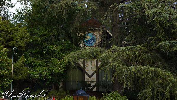 Disneyland Resort, Disneyland, Fantasyland, Skyway, Chalet, Station