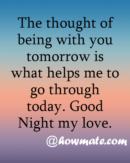 101 Good Night Quotes With Wishes Images Page 2 Of 11 Howmatecom