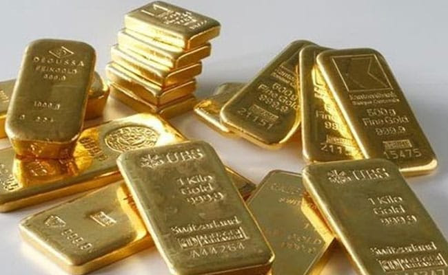 7 kg Gold Abandoned In Aircraft Toilet Seized