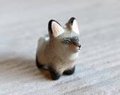 Bat-eared fox pocket totem figurine - HandyMaiden