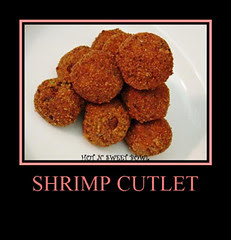 Shrimp Cutlet