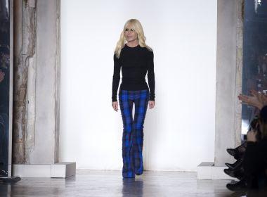 Confira o desfile da marca Versace na Semana de Moda de Milão!