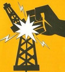 Contra la fractura hidráulica