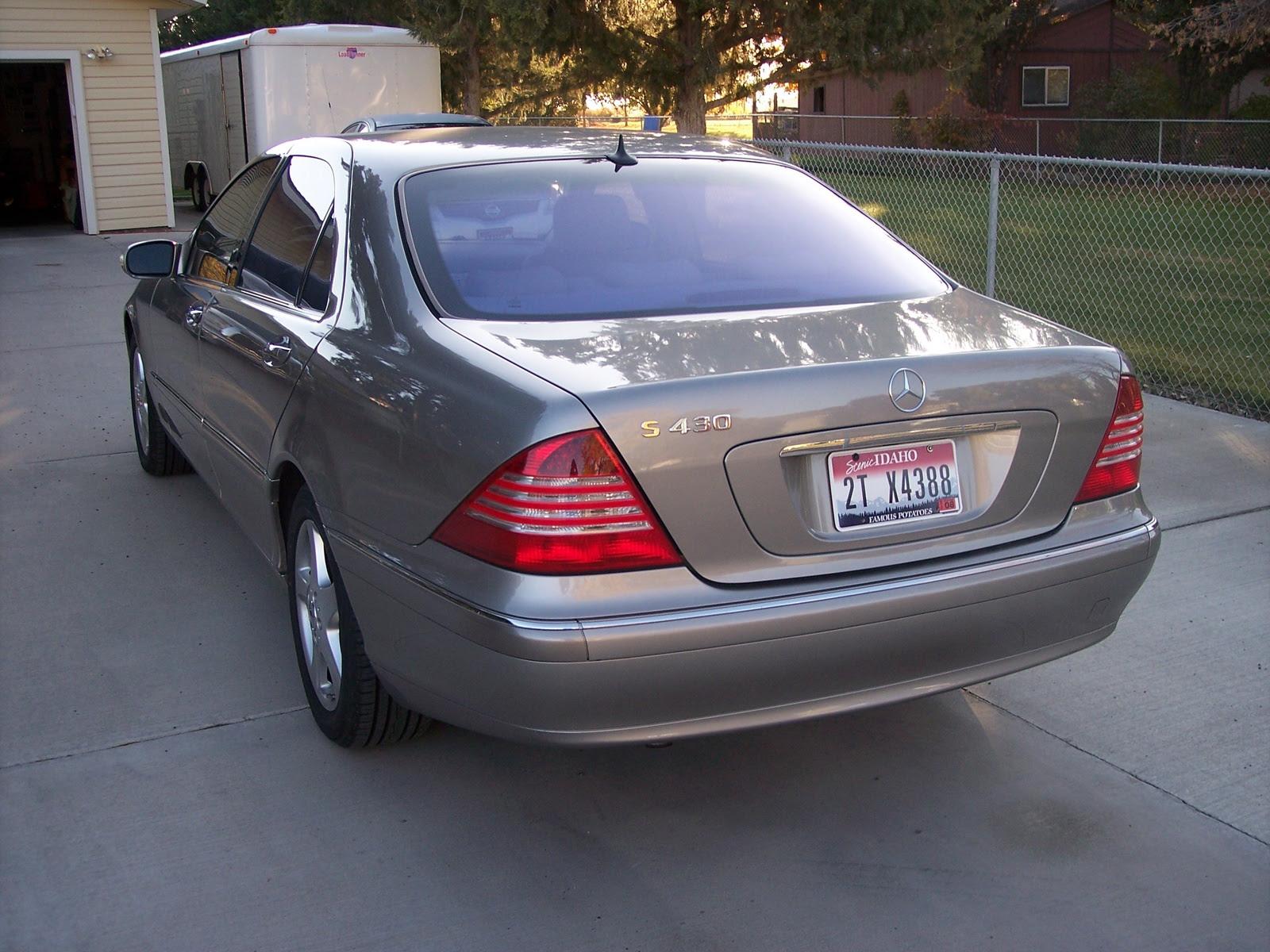 2004 Mercedes-Benz S-Class - Pictures - CarGurus